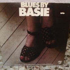 Discos de vinilo: COUNT BASIE BLUES BY BASIE LP. Lote 192766265