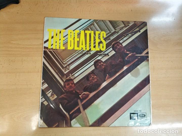 BEATLES - PLEASE PLEASE ME - 1 EDICION MOCL 120 MUCHISIMO USO, PROBADO - LP (Música - Discos - LP Vinilo - Pop - Rock Extranjero de los 50 y 60)