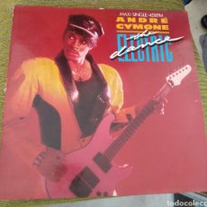 Discos de vinilo: ANDRÉ CYMONE - THE DANCE ELECTRIC. Lote 192779995