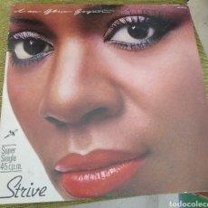 Discos de vinilo: GLORIA GAYNOR - STRIVE. Lote 192798287