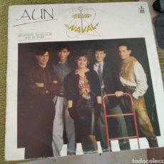 Discos de vinilo: CLUB NAVAL - AÚN. Lote 192798758