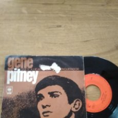 Discos de vinilo: GENE PITNEY / SHE´S A HEARTBREAKER / CONQUISTADOR. Lote 192807488