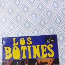 Discos de vinilo: LOS BOTINES COLUMBIA SCGE 80.952, 1965.. Lote 192814697