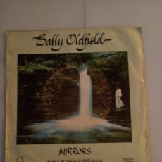 Discos de vinilo: SALLY OLDFIELD. MIRRORS. NIGHT IF THE HUNTER'S MOON.. Lote 192816217