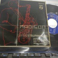 Discos de vinilo: ITURRALDE EP MADISON 1963. Lote 192818798
