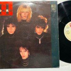 Discos de vinilo: MAXI SINGLE 12'' VINILO MONRO EDICION ESPAÑOLA DE 1987. Lote 192833742