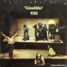 Discos de vinilo: LP TEI : CANDIDO ( VOLTAIRE, VICTOR MANUEL, PEDRO RUY BLAS, LUIS EL LOCO, ETC ). Lote 192834410