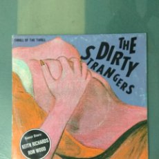 Discos de vinilo: THE DIRTY STRANGERS - THILL OF THE THRILL - SINGLE VINILO.. Lote 192841170