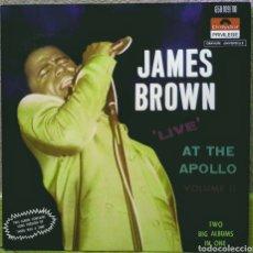 Discos de vinil: JAMES BROWN & THE FAMOUS FLAMES - LIVE AT THE APOLLO VOLUME 2 2LP POLYDOR 1968. Lote 192841881
