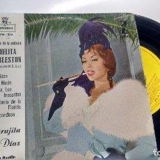 Disques de vinyle: E P ( VINILO) DE MARUJITA DIAZ AÑOS 60. Lote 192855905