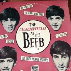 Discos de vinilo: THE BEATLES AT THE BEEB: VOLUMENES 5 & 6 (DOBLE), 8, 9. Lote 192865230