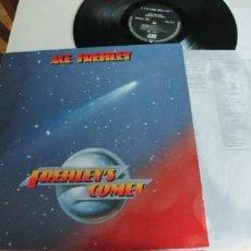 Discos de vinilo: ACE FREHLEY-LP FREHLEY'S COMET-LETRAS. Lote 192868153