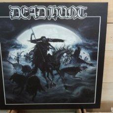 Discos de vinilo: DEAD HUNT–DEAD HUNT . LP VINILO NUEVO. DEATH METAL - PUNK. Lote 192868836