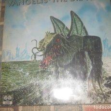 Discos de vinilo: THE VANGELIS THE DRAGON (CHARLY-1980) OG ESPAÑA. Lote 192876497