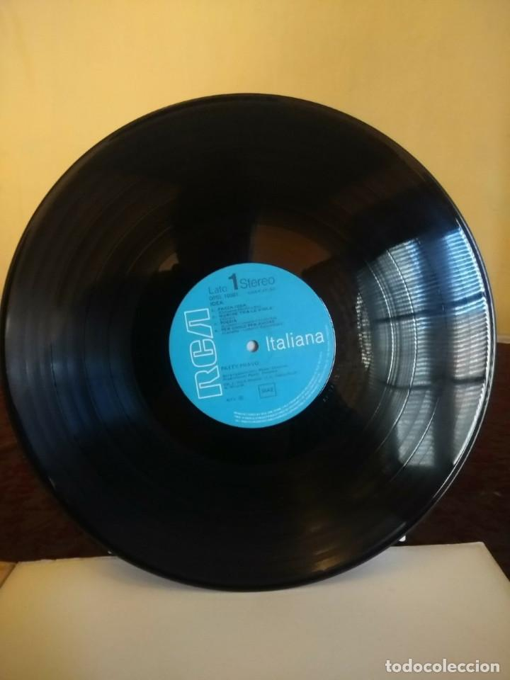 Discos de vinilo: LP PATTY PRAVO : PAZZA IDEA ( EDICION ORIGINAL ITALIANA DE 1973, CONTENIENDO ALBUM DE DIBUJOS - Foto 9 - 47082282