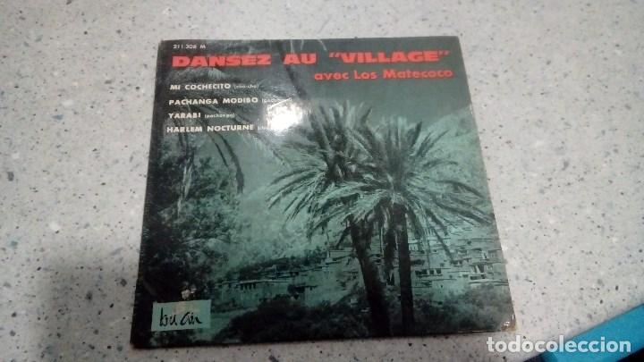 DISCO VINILO LOS MATECOCO MI COCHECITO - YARABI - DISTRIBUCION BEL AIR MEDIUM (Música - Discos - Singles Vinilo - Grupos y Solistas de latinoamérica)