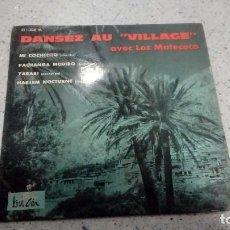 Discos de vinilo: DISCO VINILO LOS MATECOCO MI COCHECITO - YARABI - DISTRIBUCION BEL AIR MEDIUM . Lote 192901891