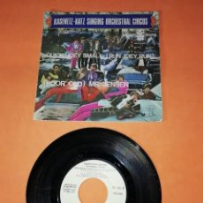 Discos de vinilo: KASENETZ - KATZ SINGING ORCHESTRAL CIRCUS . QUICK JOEY SMALL. BUDDAH RECORDS 1968. Lote 192903967