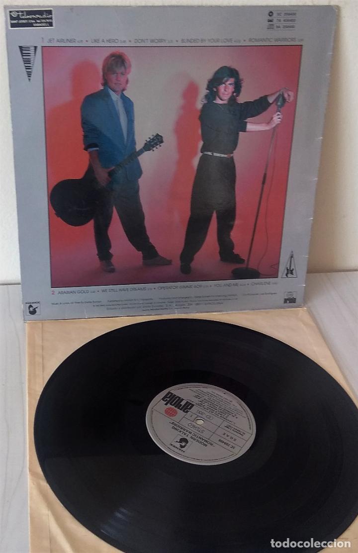 Discos de vinilo: MODERN TALKING - ROMANTIC WARRIORS THE 5th ALBUM ARIOLA - 1987 - Foto 2 - 192907335
