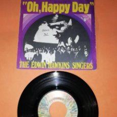 Discos de vinilo: THE EDWIN HAWKINS SINGERS. OH HAPPY DAY. BUDDAH RECORDS. 1969. Lote 192909565