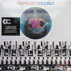 Discos de vinilo: LP RODRIGUEZ COLD FACT VINILO 180G + MP3 DOWNLOAD FOLK PSYCH. Lote 205825660