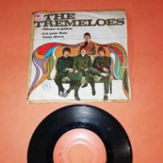 Discos de vinilo: THE TREMELOES. SILENCE IS GOLDEN. CBS 1967. Lote 192916087