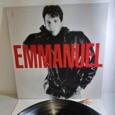 Discos de vinilo: EMMANUEL. ESE SOY YO. EPIC. 1992. SPAIN. Lote 192932025