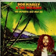 Disques de vinyle: BOB MARLEY & THE WAILERS (SOLO CARATULA). Lote 192954598