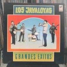 Discos de vinilo: LOS JAVALOYAS GRANDES EXITOS 1988. Lote 192967532