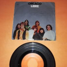 Discos de vinilo: CHICAGO. LIBRE. CBS 1971. Lote 192986266