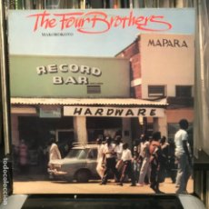 Discos de vinilo: THE FOUR BROTHERS MAKOROKOTO _ 1988 HIGHLIFE, ZOUK, FOLK. Lote 192990075