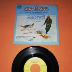 Discos de vinilo: DONOVAN. CELIA OF THE SEALES. EPIC 1971. Lote 192995711