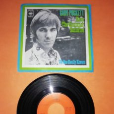 Discos de vinilo: GARY PUCKETT. KEEP THE CUSTOMER SATISFIED. CBS 1971. Lote 193000346