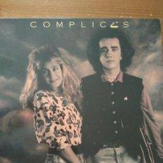 Disques de vinyle: DISCO VINILO COMPLICES ANGELES DESANGELADOS LP RCA - BMG 1989. Lote 193000437