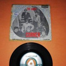 Discos de vinilo: THE AMEN CORNER . GIN HOUSE BLUES. I KNOW. DERAM 1967. Lote 193002852