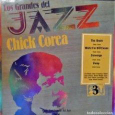 Discos de vinilo: COLECCIÓN LOS GRANDES DEL JAZZ (100 VINILOS). Lote 193011248
