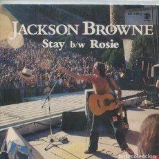 Disques de vinyle: JACKSON BROWNE (SOLO CARATULA). Lote 193011378
