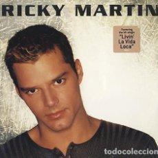 Discos de vinilo: RICKY MARTIN * 2LP VINILO * PRECINTADO DE FÁBRICA DESDE 1999 * ULTRARAREZA EN VINILO. Lote 193012410