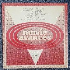 Discos de vinilo: MOVIE AVANCES PRIMAVERA AÑO 1.982. PROMOCIONAL ESPECIAL TIENDAS. EXITOS.. Lote 193015993