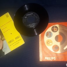 Discos de vinilo: ISABELLE AUBRET NOUS LES AMOUREUX PRIMER PREMIO FESTIVAL DE EUROVISION 1961. Lote 193036041