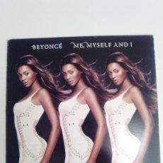 Discos de vinilo: BEYONCE ME MYSELF AND I ( 2004 COLUMBIA USA ). Lote 193037735
