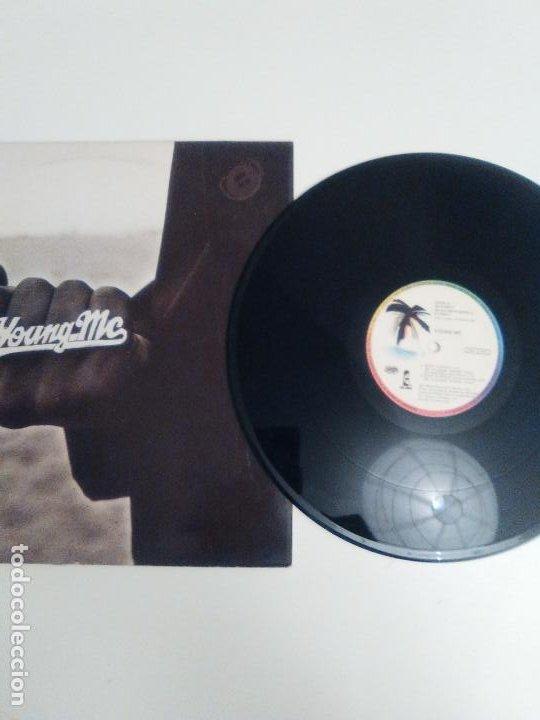 Discos de vinilo: YOUNG M.C. Bust a move ( 1989 ISLAND ESPAÑA ) - Foto 4 - 193037771