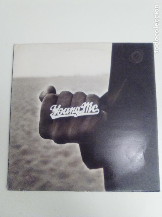 YOUNG M.C. BUST A MOVE ( 1989 ISLAND ESPAÑA ) (Música - Discos de Vinilo - Maxi Singles - Rap / Hip Hop)