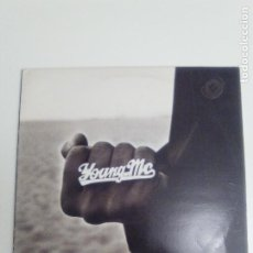 Discos de vinilo: YOUNG M.C. BUST A MOVE ( 1989 ISLAND ESPAÑA ). Lote 193037771