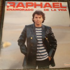Discos de vinilo: RAPHAEL. ENAMORADO DE LA VIDA. 1983. HISPAVOX.. Lote 193039933