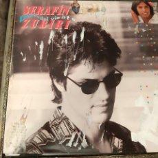 Discos de vinilo: SERAFÍN ZUBIRI. DETRÁS DEL VIENTO. EMI. 1991. S1. Lote 193040122