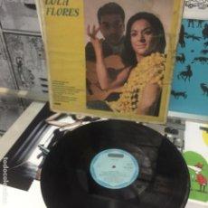 Discos de vinilo: LOLA FLORES - LOLA FLORES- PIDIENDO GUERRA LP 1985. Lote 193042091