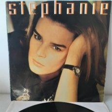 Discos de vinilo: STEPHANIE. STEPHANIE. LP. EPIC 1991. ESPAÑA. EPC 467327 1. Lote 193061560