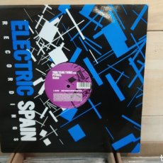 Discos de vinilo: YING YANG TWINS FEAT. PITBULL ‎– SHAKE. MAXI VINILO ELECTRO HOUSE. Lote 193061700