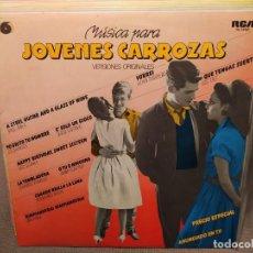 Discos de vinilo: JOVENES CARROZAS VOL 6.PAUL ANKA,SHAKERS,BARRIERE,TNT,SERGIO ENDRIGO, NEIL SEDAKA,GINO PAOLI,FONTANA. Lote 193062921